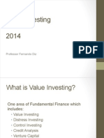 Value Investing Introd