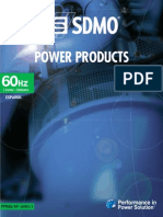 Sd Mo Power Products Excel