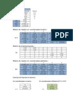 análisis estructural II, método matricial