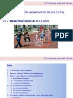 UT Desarrollo Social Para La Educación Infantil