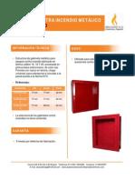 Catalogo 4_f (Gabinete Contra Incendio Metalico Sin Contenido)