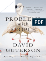 """""""Shadow"""" from Problems with People by David Guterson"""