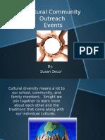 cultural community outreach