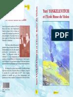 Livre Yankelevitch Et l'Ecole Russe Du Violon