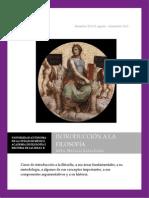 Programa Introduccion a la FILOSOFIA