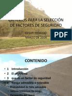 07 Factores de Seguridad