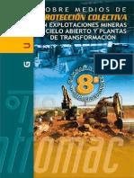 Guía Sobre Medios de Protección Colectiva en Explotaciones Mineras a Cielo Abierto y Plantas de Transformación