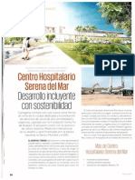 Centro Hospitalario Serena del Mar - Desarrollo incluyente con sostenibilidad