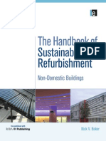 Handbook of Sustainable Refurbishment