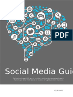 EBook 1 Template - social media.ppt