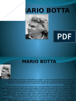 MARIO BOTTA -PPT PDF SEMINAR PRESENTATION DOWNLOAD www.archibooks.co.cc.pptx