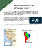 ORGANIZACION POLITICA Y ADMINISTRATIVA EN LA COLONIA.docx