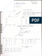 Seminarii Algebra Sem II