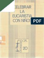 Cpl - Celebrar La Eucaristia Con Niños