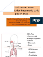 1.Penatalaksanaan Kasus Bronkiolitis Dan Pneumonia Pada Pasien Anak