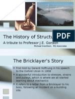 The History of Structures