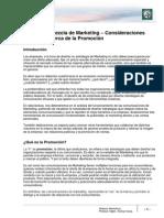 Lectura 13 - Mezcla de Marketing. Consideraciones generales acerca de la Promoción.pdf