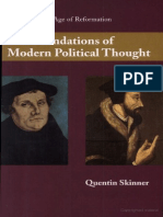 SKINNER, Quentin. The Foundations of Modern Political Thought, Vol. 2  The Age of Reformation (1978) (1).pdf