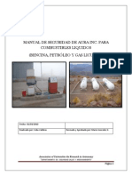 Manual de Seguridad Para Combustibles