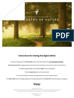 The Poetry of Nature - Volume 1
