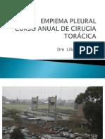 17- Empiema Pleural.curso Torax 2