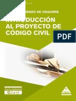 De Vidaurre, Manuel Lorenzo. Introduccion al proyecto del codigo civil.pdf
