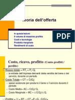 04. Teoria Dell'Offerta