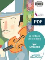 Historia Del Soldado Igor Stravinsky