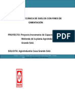 INFORME SUELOS CASAGRANDE
