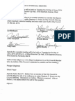 06/03/2014 West Buechel City Council call for special meeting
