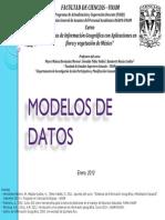 Tipos de Datos (Raster y Vector)