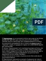Impresionismo - Monet
