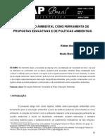 A PERCEPÇÃO AMBIENTAL COMO FERRAMENTA DE proposta educativa.pdf