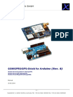 Arduino Gsm Gprs Gps Shield Manual Rev.8 En