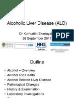 Alkohol Liver Desease