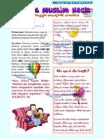 Jurnal Bacaan Anak Muslim