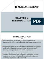 Career Management Chapter 1