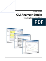 OLI Analyzer Studio 9.1 User Guide