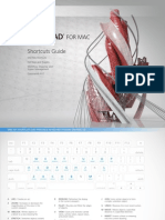 MAC AutoCAD Shortcuts 11x8.5 MECH