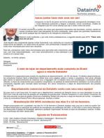 DataNews 1ª Edição - Janeiro e Fevereiro de 2015