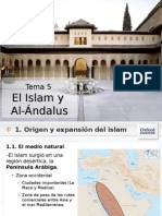 Tema 5 Islam y Al Andalus