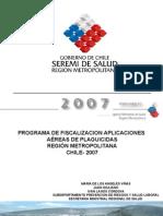 AÉREAS DE PLAGUICIDAS 2007.ppt