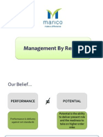 Management by Results