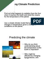 IB Physics Climate Modelling