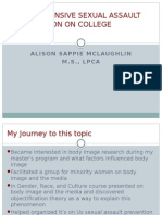 professional issues presentation