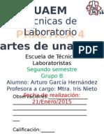 Reporte 4 - Tecnicas de Laboratorio