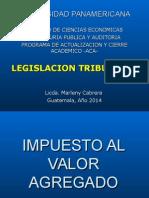 Upana Legislación Tributaria 2014 IVA Actualizado
