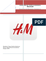 Lanțul de Magazine H&M
