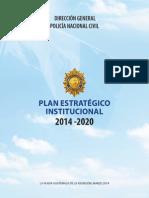 Plan Estrategico Pnc