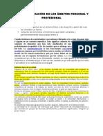 Lecturas de Contextualizacic3b3n en Los c3a1mbitos Personal y Profesional 1